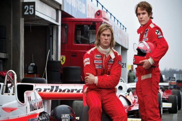 Writer Peter Morgan??s latest film is Rush, about the James Hunt-Niki Lauda duel for the 1976 F1 world title.