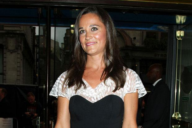 Pippa Middleton: it's been tough being bullied a bit online