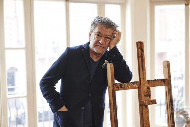 Jack Vettriano is considering returning to Edinburgh after 15 years away from the city