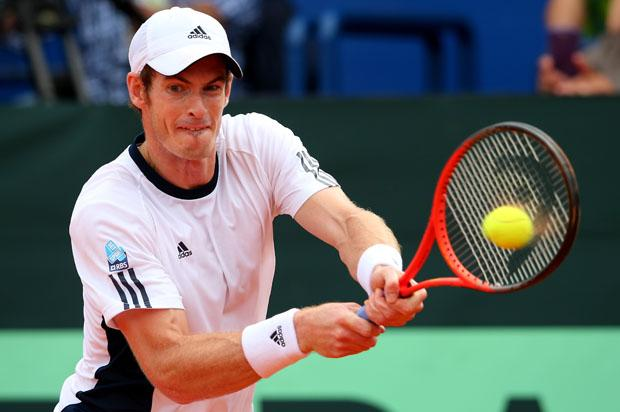 Murray to face stiff competition for Aegon Championships crown