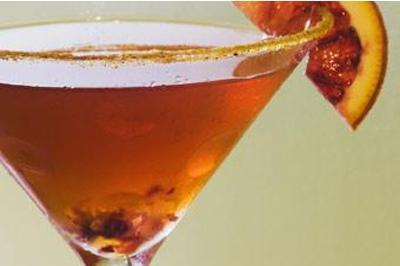 DIY Cocktails: the Maggie May Martini