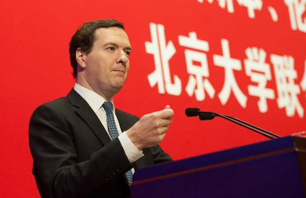 Osborne: Chinese firms can take majority stake in new UK nuclear power stations