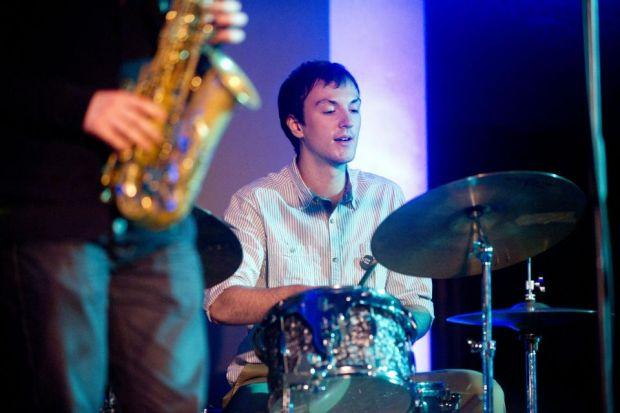 HITTING THE HEIGHTS: Corrie Dick is current young musician of the year.