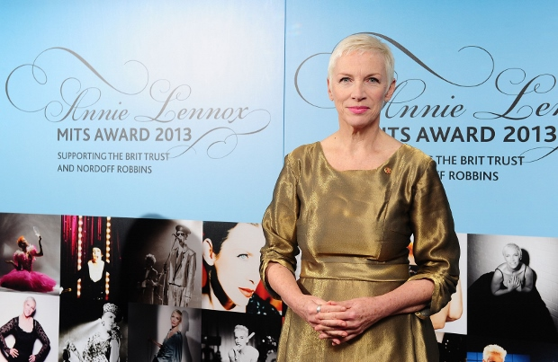Providing soundtrack to our lives: Annie Lennox feted by Tutu, Elton, Adele