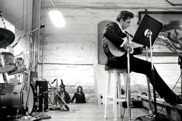 After his hell-raising early days, and famed concerts in Folsom and San Quentin prisons, Johnny Cash found a huge new audience through his colloborations with producer Rick Rubin
