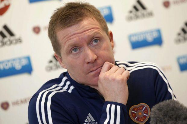 Locke: no shame for Hearts if they are relegated on Sunday