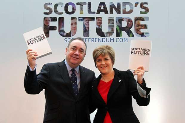 Twitter fakes flock to Salmond and Sturgeon as they surge on social media