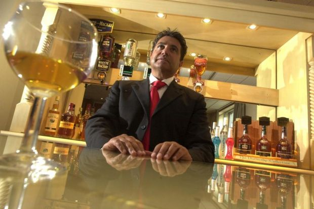 deals: Vivian Imerman, who sold Whyte & Mackay in 2007, is interested in buying it back from Diageo. Picture: Chris James