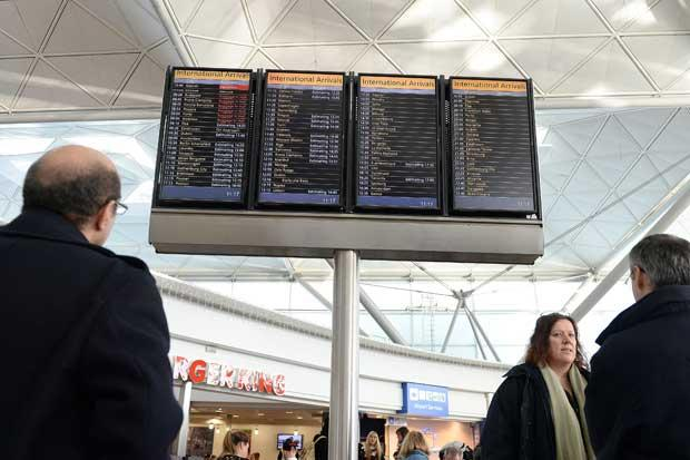 English airports cry foul over Scottish air tax competition