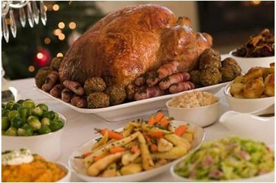 10 places to eat... Christmas dinner