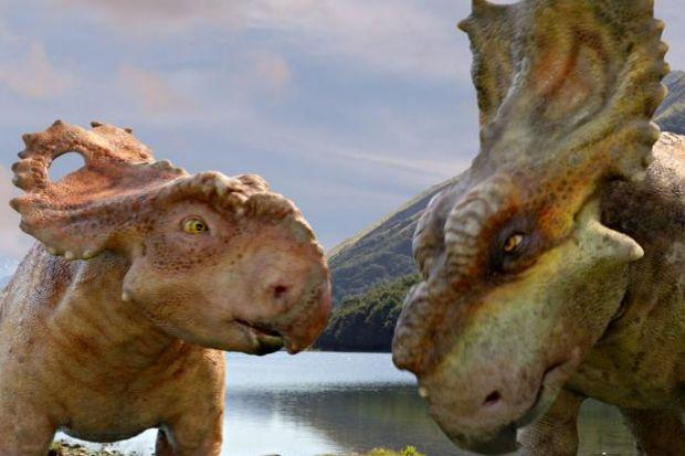 Dinosaurs have been among us since the earliest days of cinema
