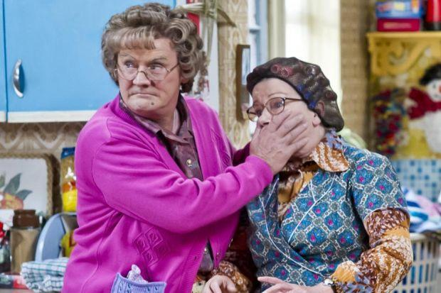 Feckin right...Mrs Brown's Boys D'Movie can become mammy of sitcom spin-offs