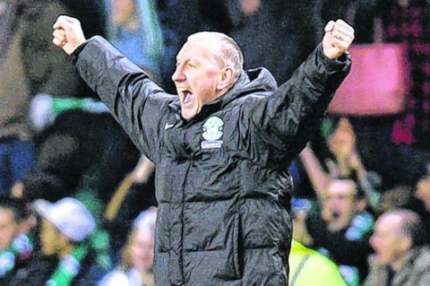 Terry Butcher has had an immediate impact at Hibs