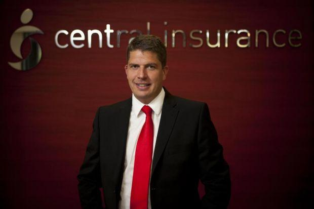 KEY ROLE: Central's owner Iain Henry will head the new firm's Scottish operations. Picture: Ross Johnston