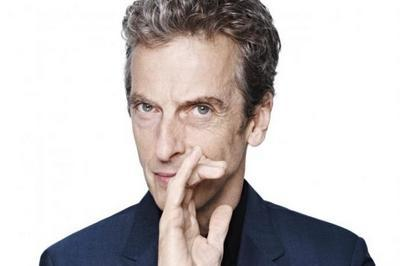 Doctor Who star Peter Capaldi dislocates thumb after getting tangled in co-star's frock