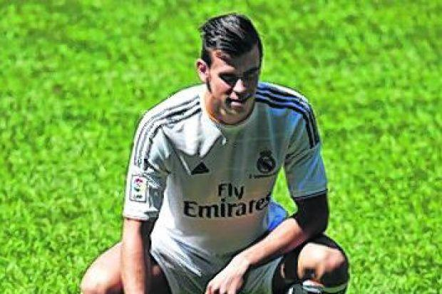Gareth Bale broke the transfer record when he was sold for £85m