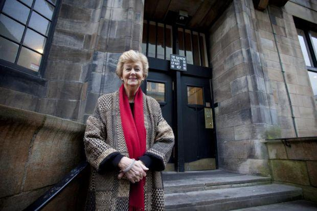 Former art critic Clare Henry has donated her archive of reviews, cuttings and photos to Glasgow School of Art.