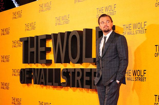 In pictures: UK premiere of Wolf of Wall Street