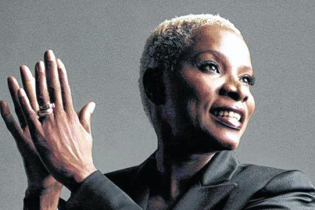 MUM'S THE WORD: Angelique Kidjo is a firm believer that music has the power to deliver social change.