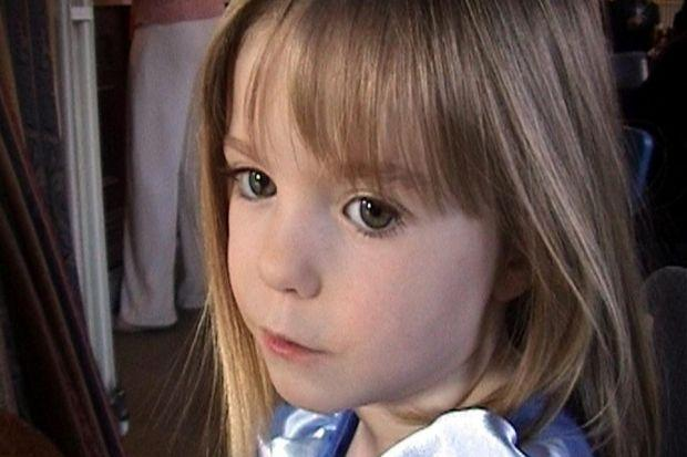 MISSING: Three-year-old Madeleine disappeared in May 2007 while holidaying with her parents in the Algarve.