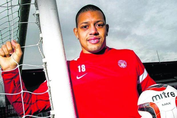 Mickael Antoine-Curier is desperate to repay Hamilton. Picture: SNS