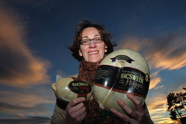 Jo MacSween: my mission to get haggis re-defined as specialist charcuterie