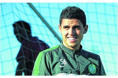 Rogic: I have improved at Celtic