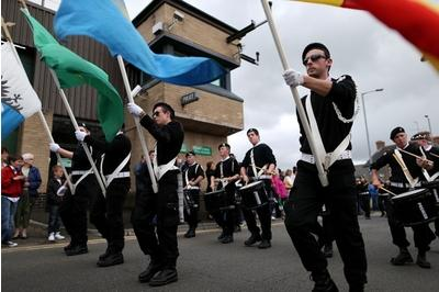 Glasgow Bloody Sunday march rerouted amid fears of disorder