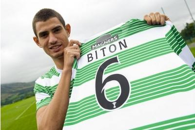 Biton: I feel at home with Celtic