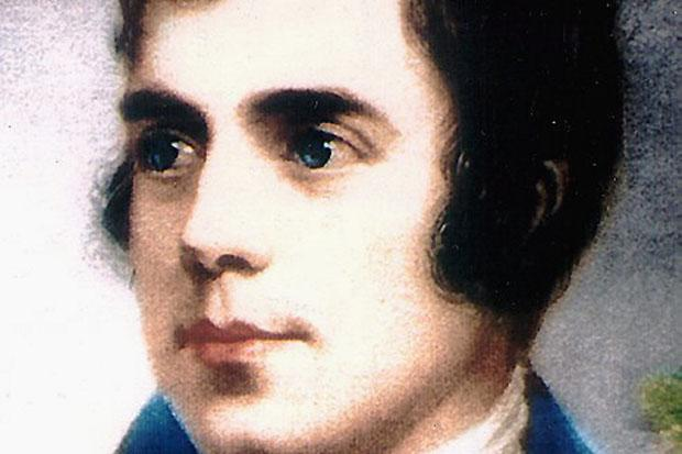 10 tracks to mark... Burns' Night