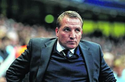 Brendan Rodgers named English manager of year by his peers