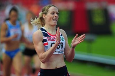 Eilidh Child helps British team to Bahamas bronze