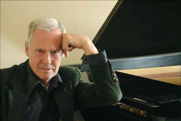 PACIFIST: Ned Rorem's uncle was killed in the First World War and his family became Quakers.