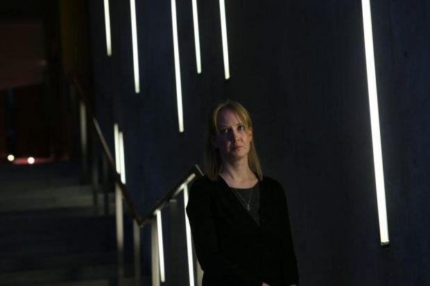 FIGHTING FOR CHANGE: Mary Ann Davison wants better laws to help assault victims. Picture: Stewart Attwood