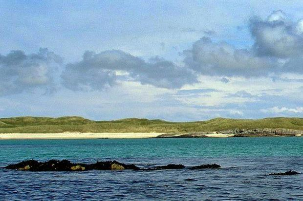ISOLATED:  Visitors go to Coll for the peace and quiet, locals say, but also expect their mobile phones to work.  Picture: Phil Seale/Alamy