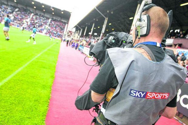 £56m deal reinforces broadcaster's commitment to game in Scotland. Picture: SNS