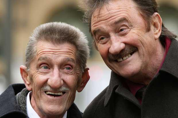 Chuckle Brother Paul: I don't recall DLT indecently assaulting panto stage hand