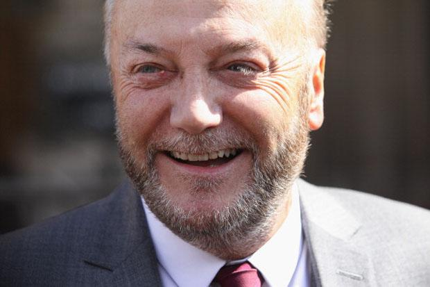 BBC denies claims it has ditched George Galloway from TV debate