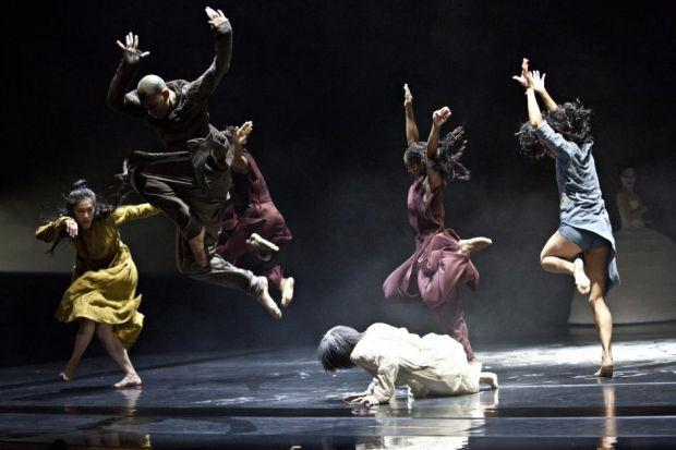 ILLUMINATE: Akram Khan's iTMOI confidently took on some difficult themes.