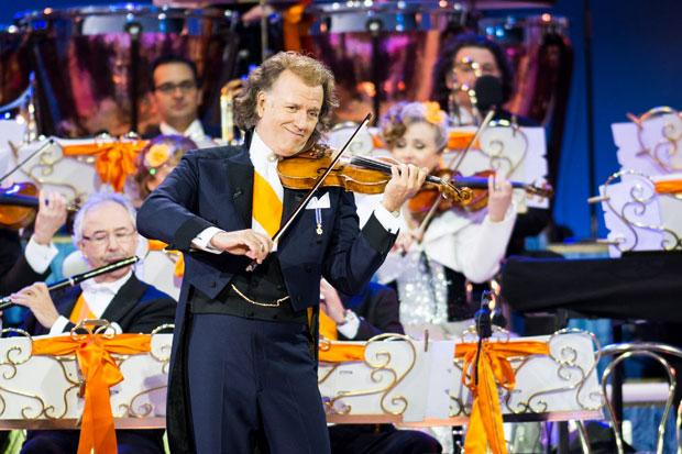 Andre Rieu to play the Hydro