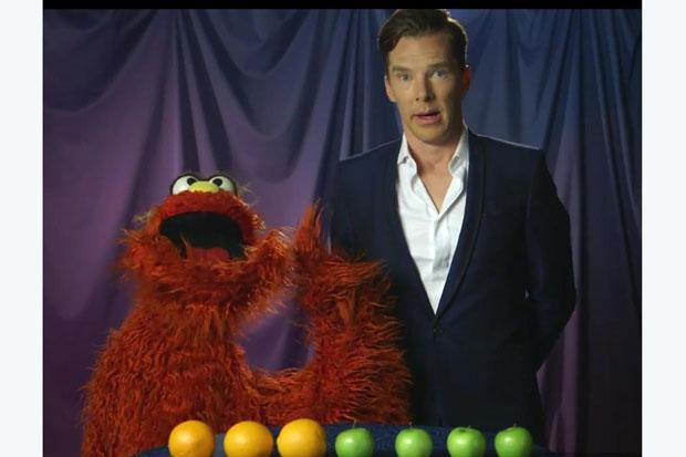 Move over Dr Watson: Sherlock takes on new sidekick for Sesame Street role