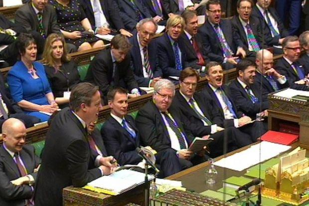 Men are sitting targets as Ed puts PM on the spot