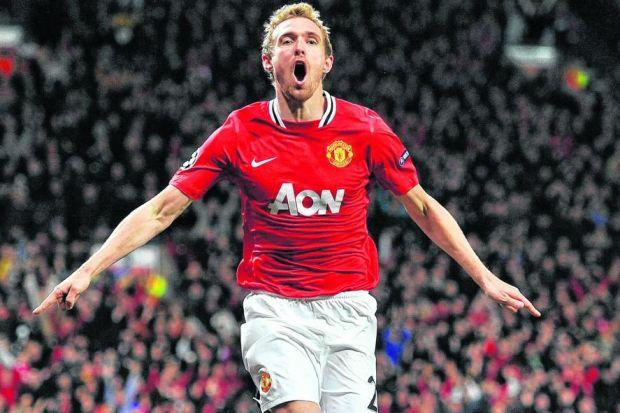 Darren Fletcher is ready to take up from where he left off. Picture: Martin Rickett/PA