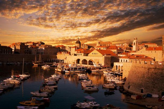 The Croatian city of Dubrovnik, on the coast of the Adriatic Sea, holds a special place in John Carter's heart . Photograph: Shutterstock