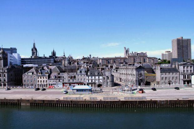 Aberdeen City Council has given Cosla notice to quit
