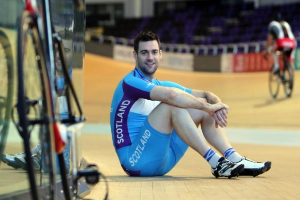 Chris Pritchard is chasing Team Scotland slot. Picture: Stewart Attwood