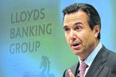 Taxpayer-backed Lloyds chief exec in line for £1.7m bonus