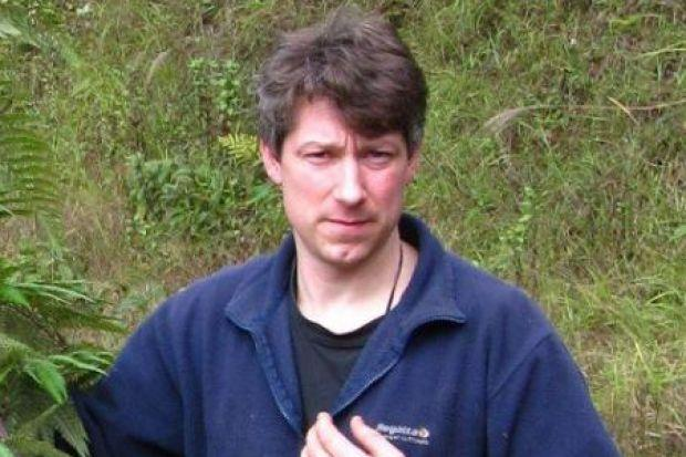 JAMIE TAGGART: 42-year-old botanist disappeared during visit  to Vietnam.