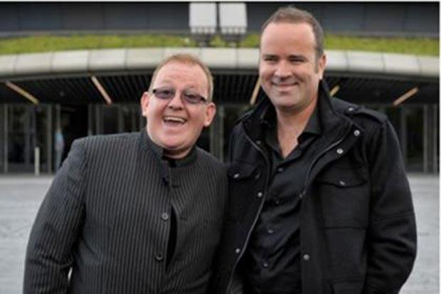 Anyone know any good jokes? Still Game stars start writing script for comeback show