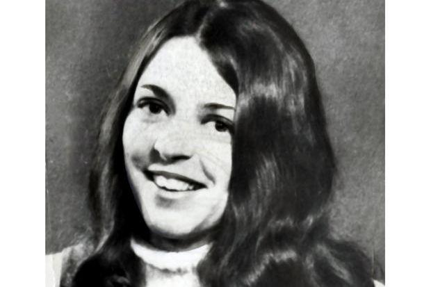 LINDA BULL: The 22-year-old was murdered in Hampshire in 1970.